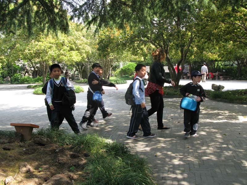 Groupe d'enfants - Taichi Pro