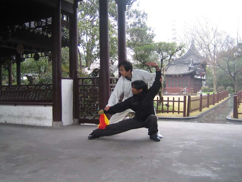 Entrainement Nalaka - Taichi Pro