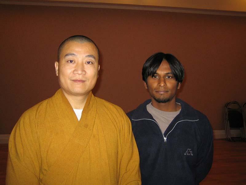 Moine Bouddhiste et Nalaka - Taichi Pro