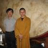 Maître Han et Moine Bouddhiste - Taichi Pro