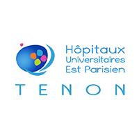 Logo HUEP Tenon