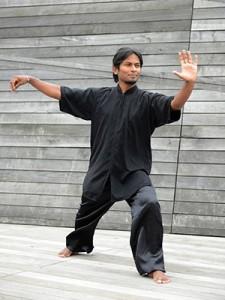 Posture de Taichi  pour apaiser le corps et l'esprit - Taichi Pro